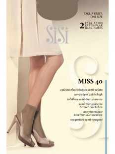 Носки Sisi Miss 40 Calzino