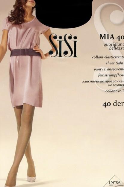 Классические колготки с шортиками Sisi MIA 40 - фото 1