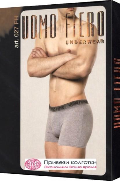 Мужские боксеры Uomo Fiero 027-Fh Boxer - фото 1