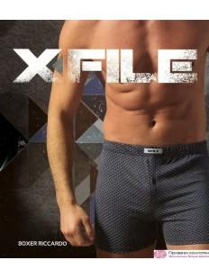 Боксеры X File Riccardo Short