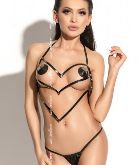 Портупея Me Seduce Harness 5 Black