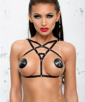 Портупея Me Seduce Harness 3 Black