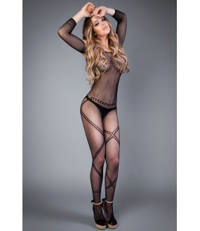 Бодикомбинезон Le Frivole 04526 Bodystocking