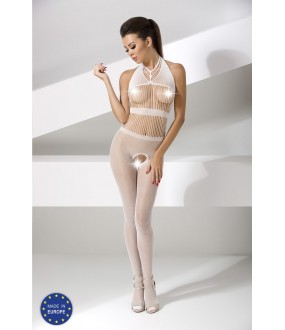 Бодикомбинезон Passion Bs 048 White Erotic Line