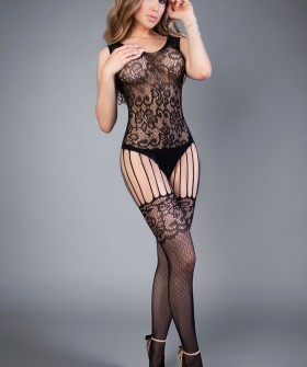 Бодикомбинезон Le Frivole 04531 Bodystocking