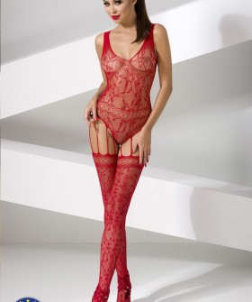 Бодикомбинезон Passion Bs 051 Red Erotic Line