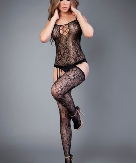 Бодикомбинезон Le Frivole 04528 Bodystocking