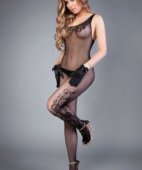 Бодикомбинезон Le Frivole 04525 Bodystocking
