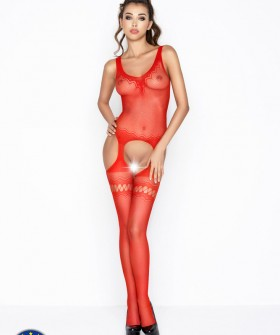 Бодикомбинезон Passion Bs 038 Red Erotic Line