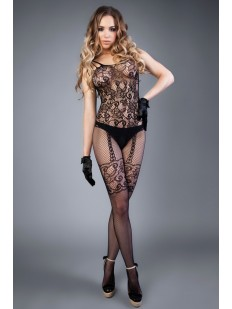Бодикомбинезон Le Frivole 04508 Bodystocking