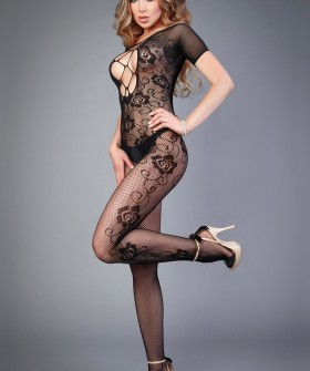 Бодикомбинезон Le Frivole 04500 Bodystocking