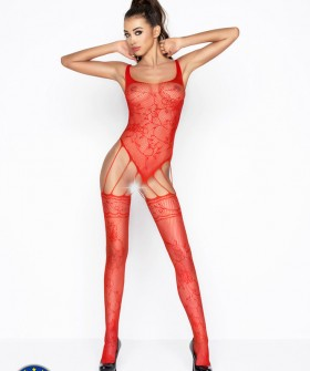 Бодикомбинезон Passion Bs 034 Red Erotic Line