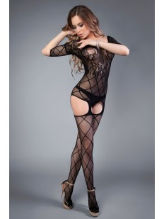 Бодикомбинезон Le Frivole 04532 Bodystocking