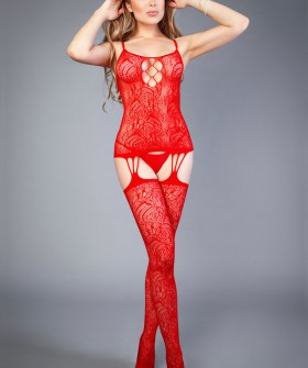 Бодикомбинезон Le Frivole 04530 Bodystocking