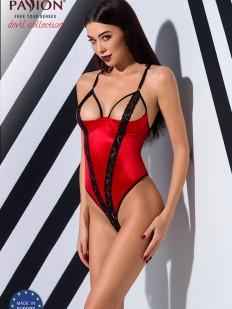 Красное эротическое боди Passion Lingerie FEMMINA