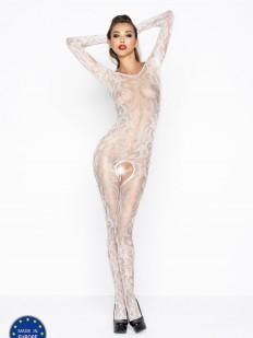 Бодикомбинезон Passion Bs 042 White Erotic Line