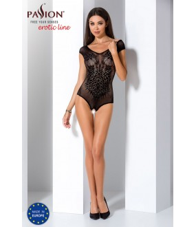 Кружевное боди Passion erotic line Bs 064 black