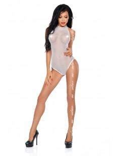 Боди Me Seduce Mona body White
