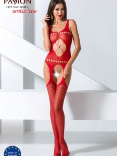 Бодистокинг Passion Erotic Line BS 057 Red