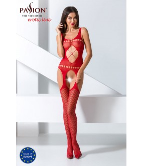 Бодистокинг Passion Erotic Line BS 057 Red