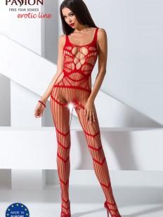 Бодистокинг Passion Erotic Line BS 058 Red