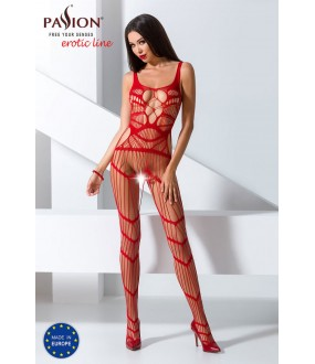 Бодистокинг Passion Erotic Line BS 058 Red