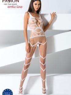 Бодистокинг Passion Erotic Line BS 058 White