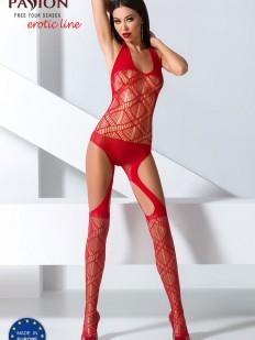 Бодистокинг Passion Erotic Line BS 060 Red
