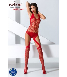 Бодистокинг Passion Erotic Line BS 060 Red