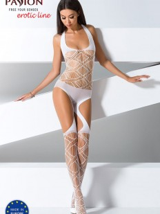Бодистокинг Passion Erotic Line BS 060 White
