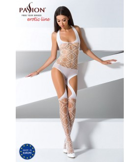 Бодистокинг Passion Erotic Line BS 060 White
