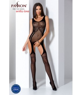 Бодистокинг Passion Erotic Line BS 061 Black