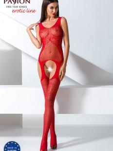 Бодистокинг Passion Erotic Line BS 061 Red