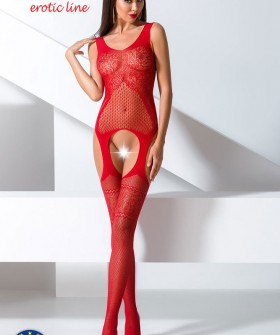 Бодистокинг Passion Erotic Line BS 061 Red