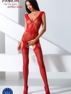 Бодистокинг Passion Erotic Line BS 062 Red