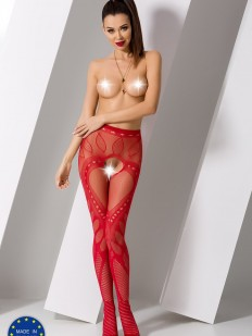 Колготки Passion S 007 Red Erotic Line
