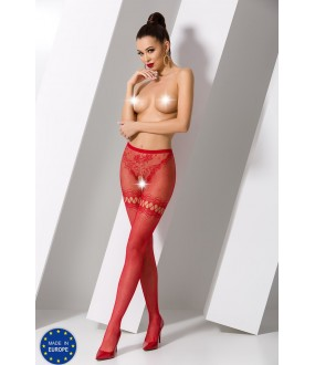 Колготки Passion Erotic Line S 015 Red