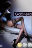 Тонкие кружевные чулки Gabriella 201 Calze Exclusive 15 den - фото 3