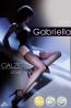 Тонкие чулки под пояс с гладкой резинкой Gabriella 226 Calze Cher Nero 15 - фото 2