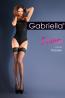 Капроновые кружевные чулки Gabriella Lycra Calze 15 - фото 3