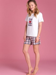 Хлопковая пижама Passion Lingerie PY 136