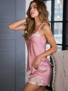 Атласная пижама Mia-Mia Rosalina 17592