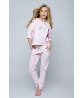 Пижама с брюками Sensis beauty roz