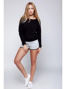 Домашний женский комплект с шортами Sensis black line