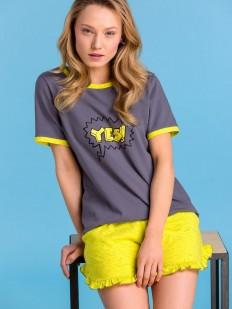 Хлопковая пижама Passion Lingerie PY 138