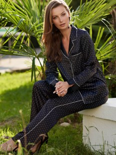 Атласная пижама Mia-Amore Dorothy 8706