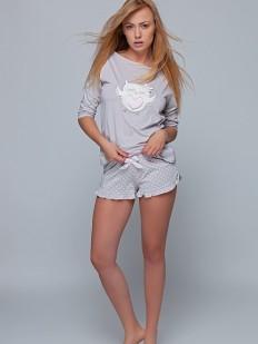 Хлопковая пижама Sensis MEGAN
