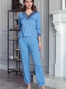 Пижама из вискозы Mia-Amore Botticelli 6816