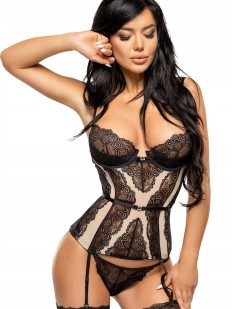 Корсет Beauty Night Ravenna corset Beige