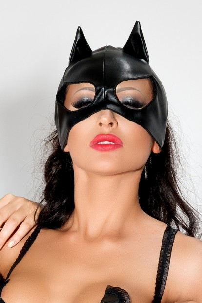 Черная маска  Me Seduce Mk02 - фото 1